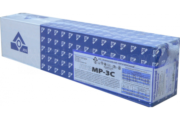 упаковка электродов МР