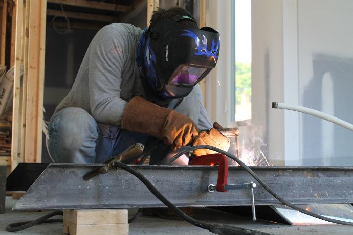 welding-stair